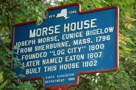 morse house